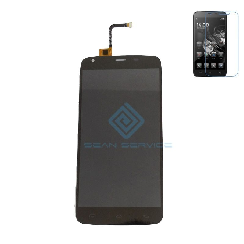For Original DOOGEE T6 LCD lcds Display+Touch Screen Digitizer Assembly Replacement T6 pro 1280X720 5.5inch in stock
