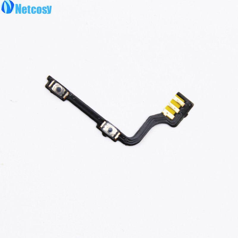 Netcosy Für Oneplus 1 Eine Lautstärkeregler Flex Kabel band Sensor Für eins plus Ersatzteil Ersatzteile Freies verschiffen