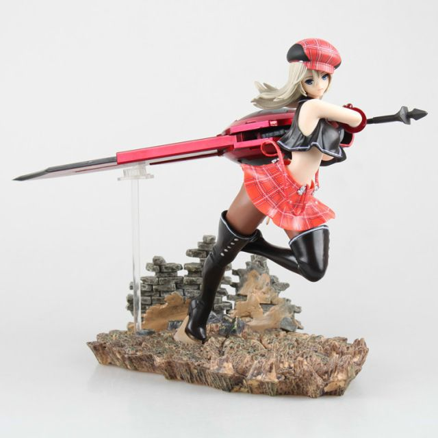 20cm God Eater 2 Alisa sword Sexy Action Figures Anime PVC brinquedos Collection Model toys Free shipping