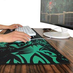 Hot Sales Speed Version Large Gaming Mouse Pad Lockedge Mouse Mat For Laptop Computer Desk Pad Keyboard Mat