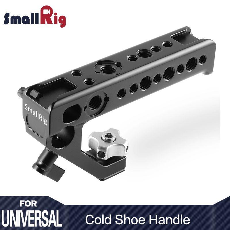SmallRig Quick Release Kamera Schuh Griff Griff Kann Verwenden W/SmallRig Z6 L Platte w/ARRI Ortung Loch DIY Kamera Stabilisator 2094