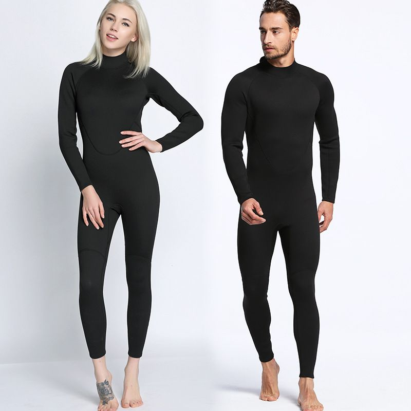 2mm Neoprene Wetsuits Keep warm Full body Scuba Surfing Diving Wetsuits Men/women Diving Suits Waterproof Keep Warm Wetsuits