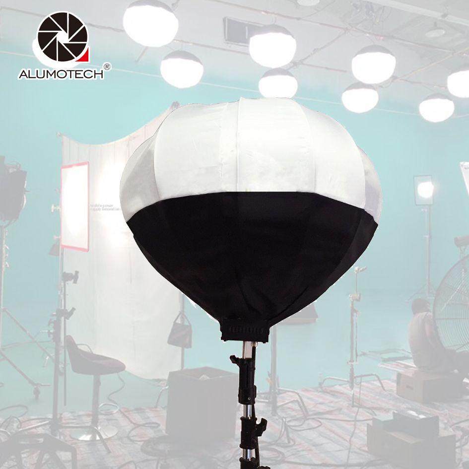 ALUMOTECH PRO 575W/1200W/1800W HMI Balloon Light Head For Video Camera Studio Photogarphy Accessory Film Support Sudio Equipment