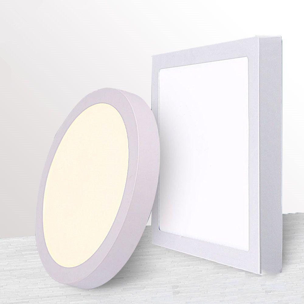 9 watt/15 watt/25 watt Platz Led-Panel Licht Aufbau Led-deckeneinbauleuchte AC85-265V + LED fahrer Kostenloser versand