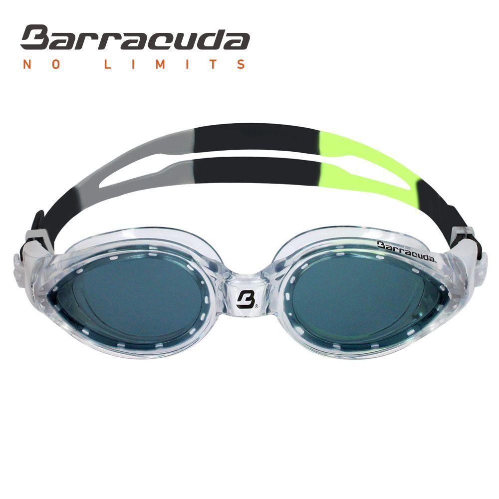 Barracuda lunettes de natation lentilles incurvées Anti-buée Protection UV étanche pour adultes hommes femmes #14820 lunettes