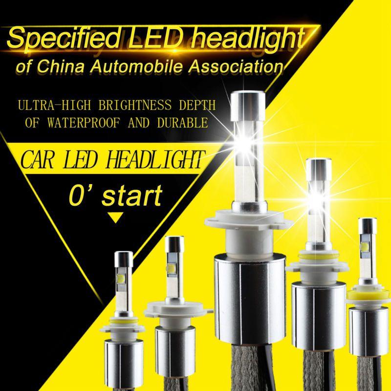 P70 светодиодные фары xhp-70 чипы 110 Вт 13200lm 5000 К 6000 К автомобиля Фары для автомобиля H7 Conversion Kit H8 H9 H11 9005 9006 HB3 HB4 H4 Hi Lo