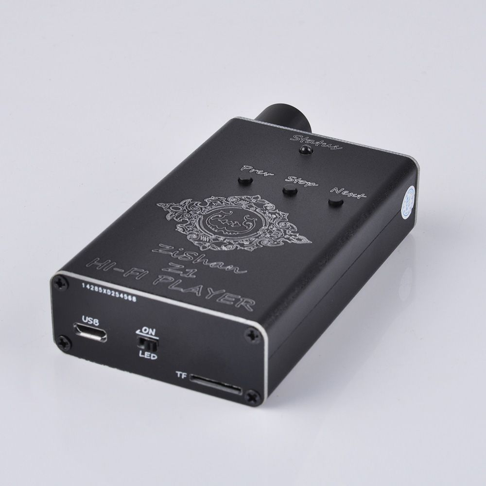Neue Zishan Z1 DSD MP3 Player Professionelle Lossless HiFi Protable Musik-Player Unterstützung Kopfhörer Verstärker DIY USB TF Soundkarte