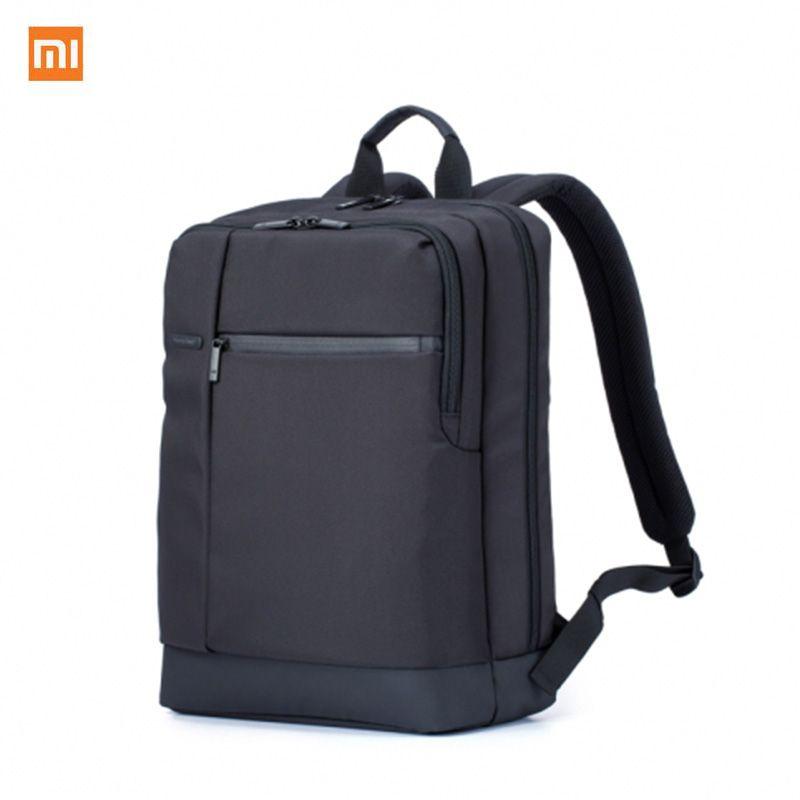 Fashion Original Xiaomi Classic Business Backpacks Large Capacity Student Bag Men Women Travel School Office Laptop Backpack HOT