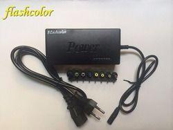 Flashcolor DC 12 V/15 V/16 V/18 V/19 V/20 V/24 V 96 W Ordinateur Portable Adaptateur secteur Universel Chargeur pour ASUS DELL Lenovo Sony Toshiba Ordinateur Portable