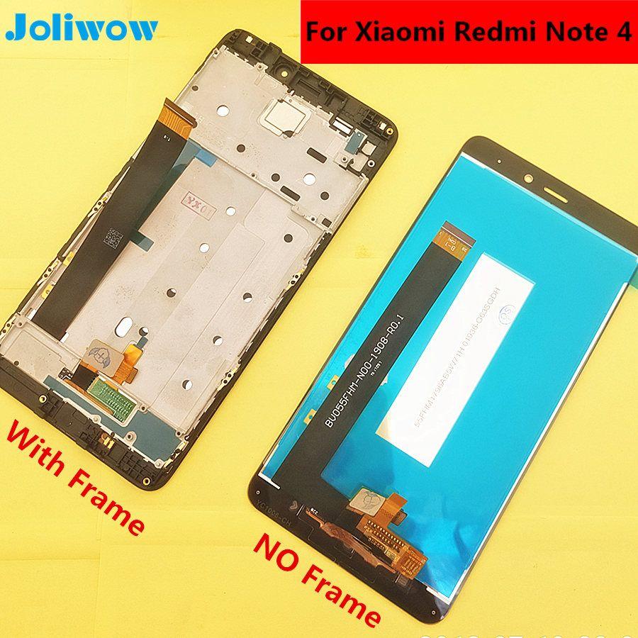 Pour Xiaomi Redmi Note 4 Helio X20 5.5