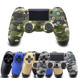 Nuevo Bluetooth inalámbrico GamePad controlador remoto para Playstation 4 controlador para Dualshock4 joystick GamePad para PS4 Dropship