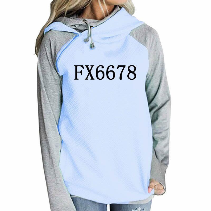 2018 New Fashion Print Hoodies Women Kawaii Long Sleeve Sweatshirt Femmes Sweatshirts Printing Funny Loose Pockets For Women