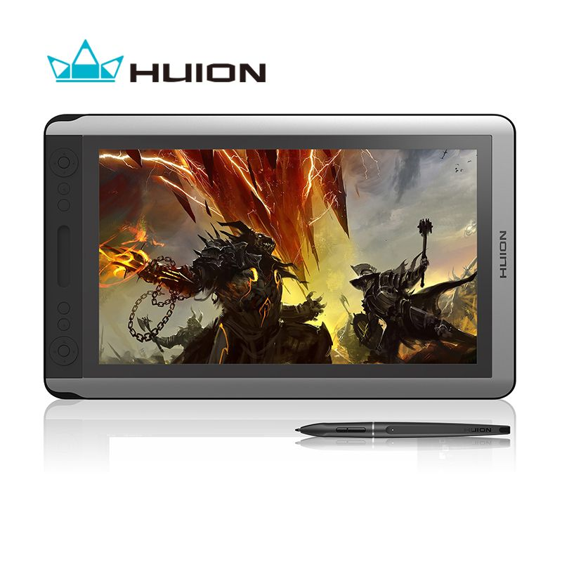 HUION KAMVAS GT-156HD V2 15.6-Inch IPS Pen Tablet Monitor Digital Graphics Drawing Display Monitor