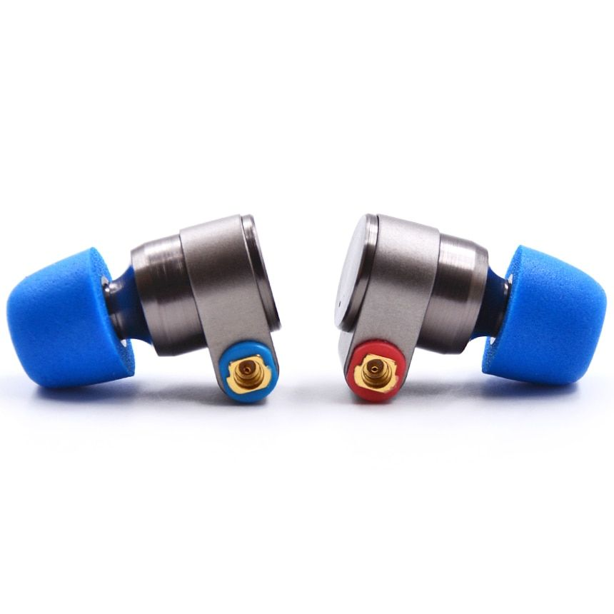 TIN Audio T2 3.5mm In Ear Earphone Double Dynamic Drive HIFI Earphone Bass DJ Metal Earphone MMCX Earphone Headset T515 Ttpod T2