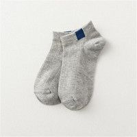New Fashion Summer Short Men Ankle Socks Male Casual Colorful Pure Cotton Socks Man Low Cut Brand Polo Socks