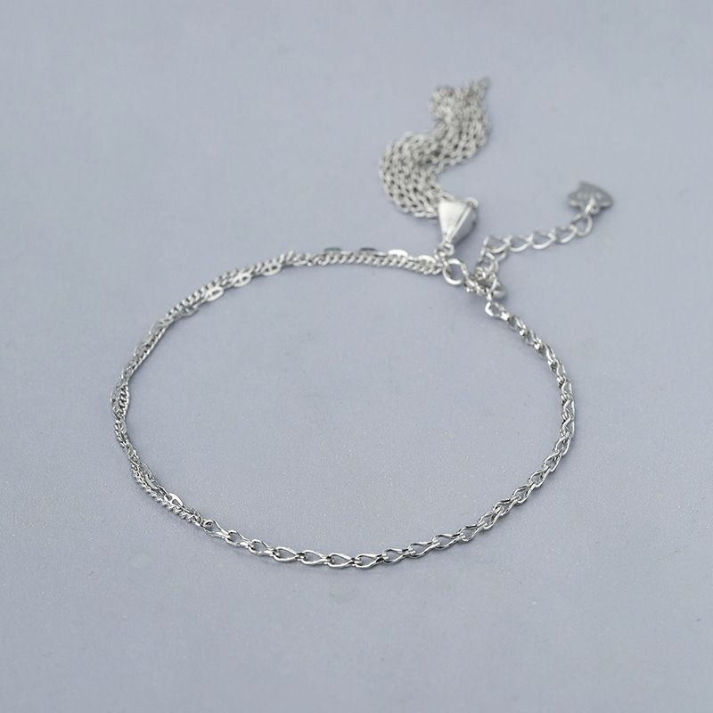 gcbl9 for kim customers 925 silver jewelry send with dust bag and packing women bracelet can be love day gift