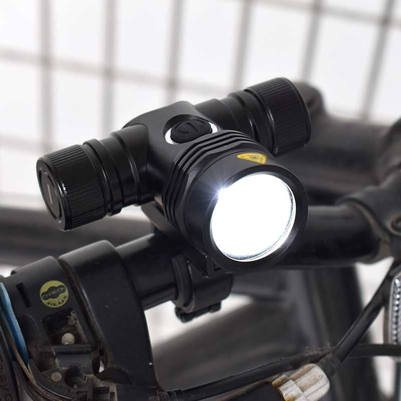 WasaFire XML U2 LED Bicycle Lights Bike Light Lamp Headlamps Flashlight 2000lm Spotlight Lighting Cycling Front lights Frontlamp