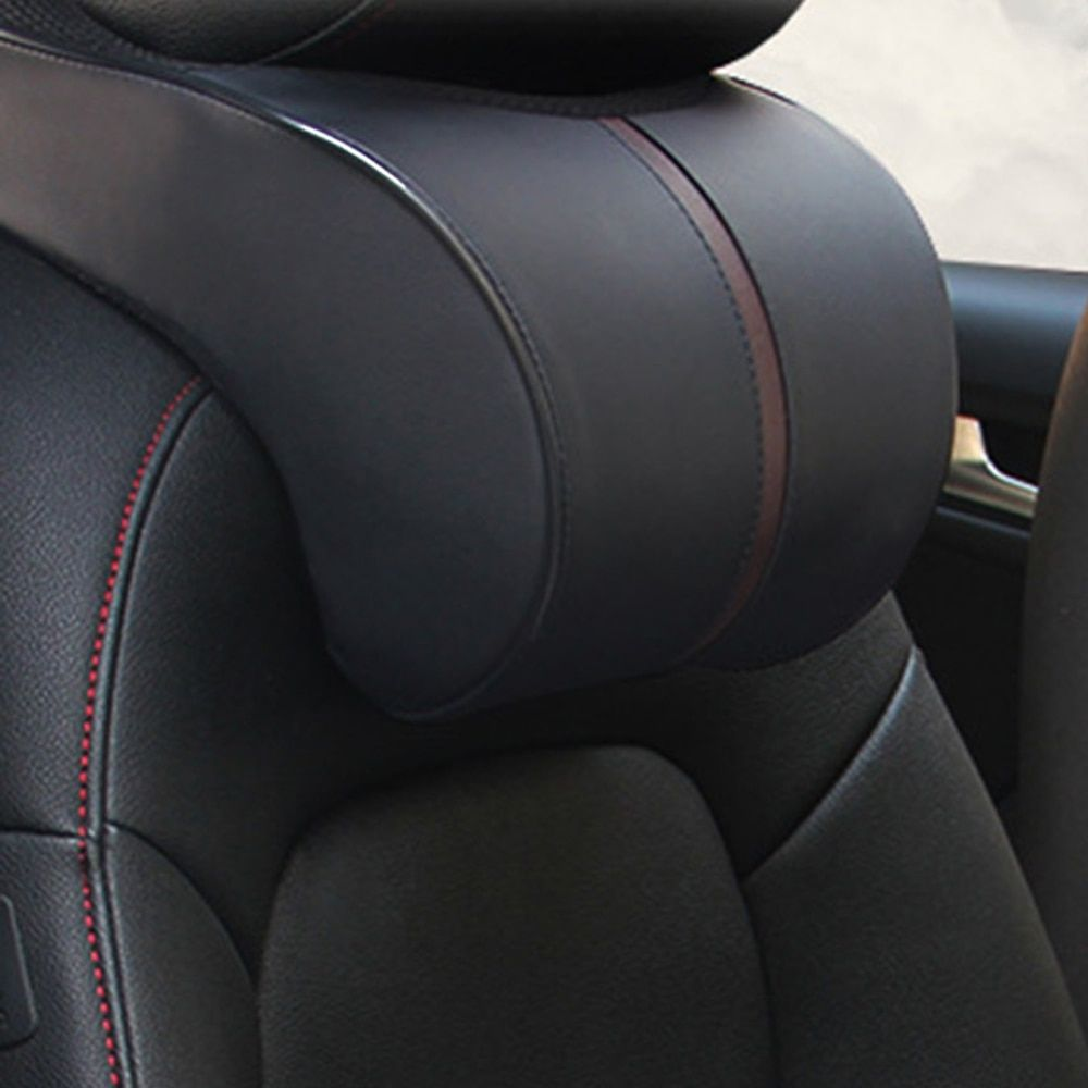 VODOOL Memory Cotton Car Auto Headrest Neck Rest Safety Seat Support Car Head Neck Rest Pillow Cushion Car Styling Accessories
