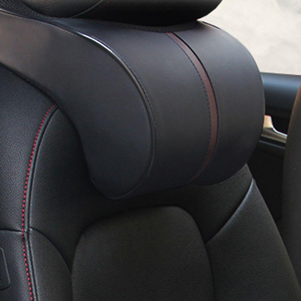 VODOOL mémoire coton voiture Auto appuie-tête cou reste sécurité siège soutien voiture tête cou reste oreiller coussin voiture style accessoires