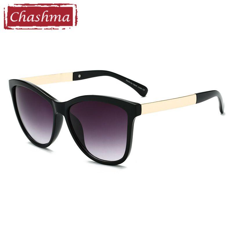 Dioptrien Polarisierte Myopie Rezept Sonnenbrille Mode Europa Brillen Anti Glare UV400 Schutz Sonne Gläser für Frauen