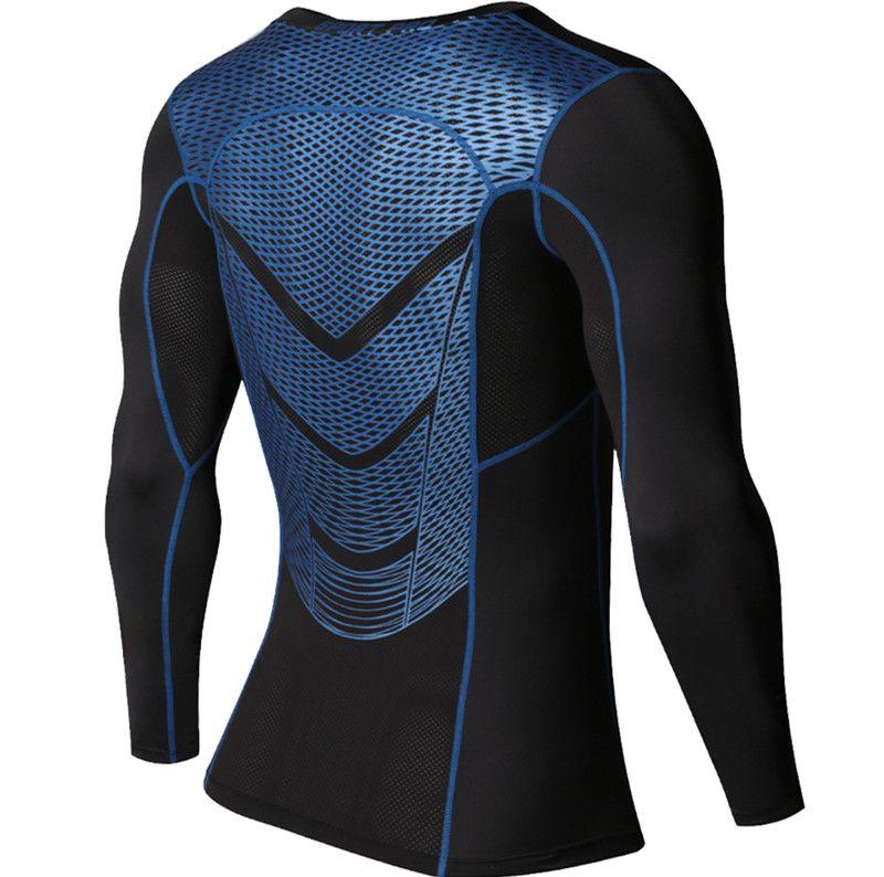 ММА с длинным рукавом быстросохнущая сжатия рубашка одежда с длинным рукавом поезд ММА Шорты для женщин Фитнес Костюмы принт bodybuild crossfit