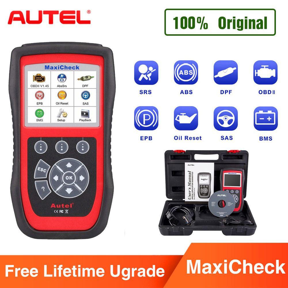 Autel MaxiCheck Pro OBD2 Scanner Automotive OBD Auto Scan Werkzeuge Auto Diagnose Werkzeug pro OBD2 Auto Scanner Diagnose Werkzeug