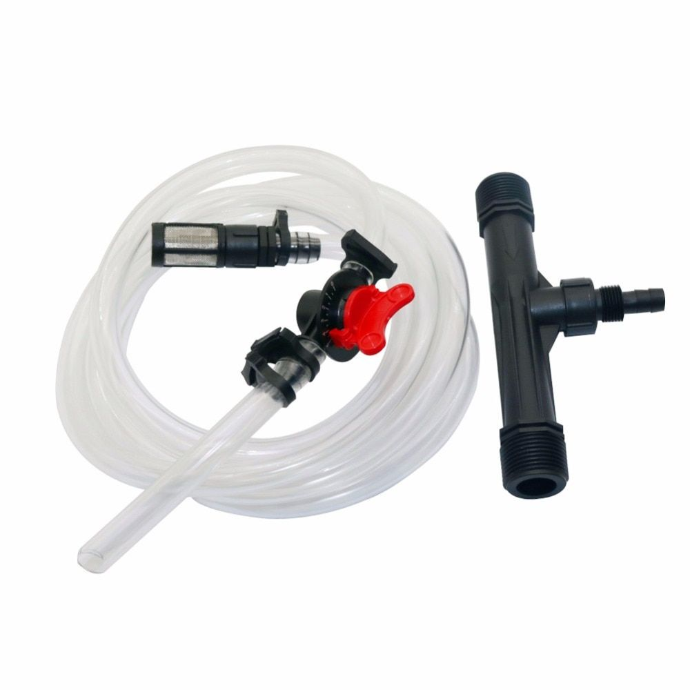 1 inch male thread Venturi Fertilizer set irrigation system pipe fittings plastic Agriculture Garden Water Tube