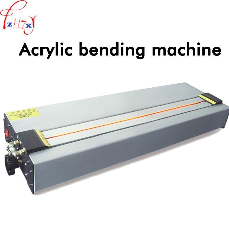 Acryl/ABS/PP/PVC heißer Biegen Maschine 1300mm kunststoff blatt biegen maschine infrarot heizung acryl biegen maschine 220 v 1 stück