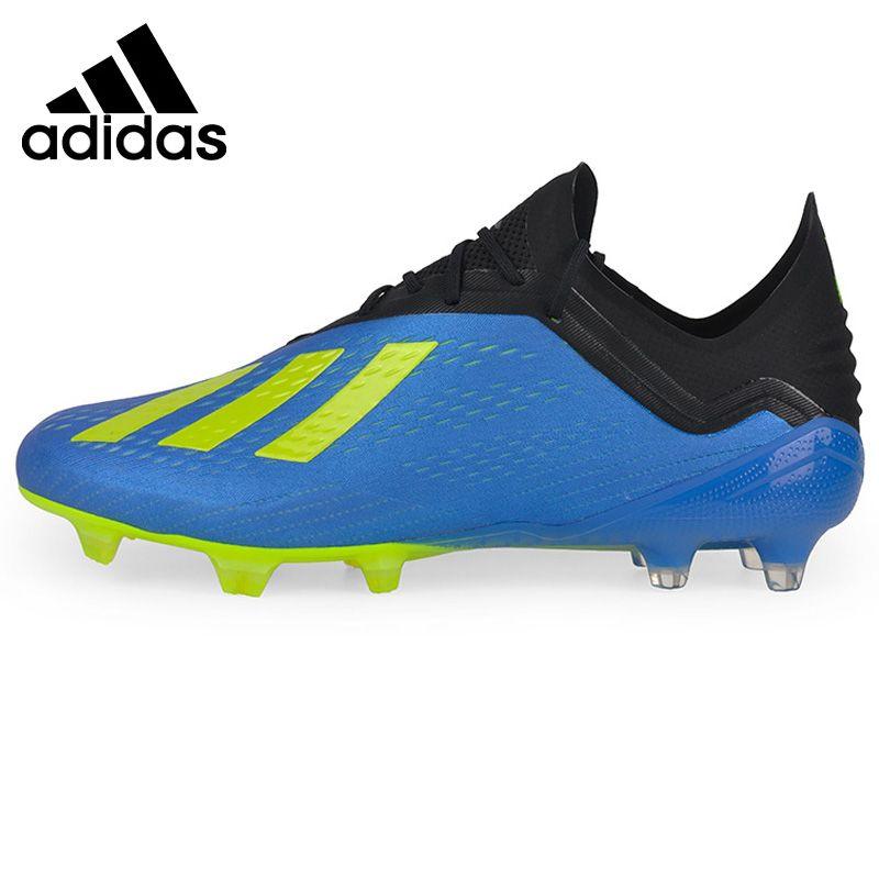 Original Neue Ankunft 2018 Adidas X 18,1 FG männer Fußball Schuhe Turnschuhe