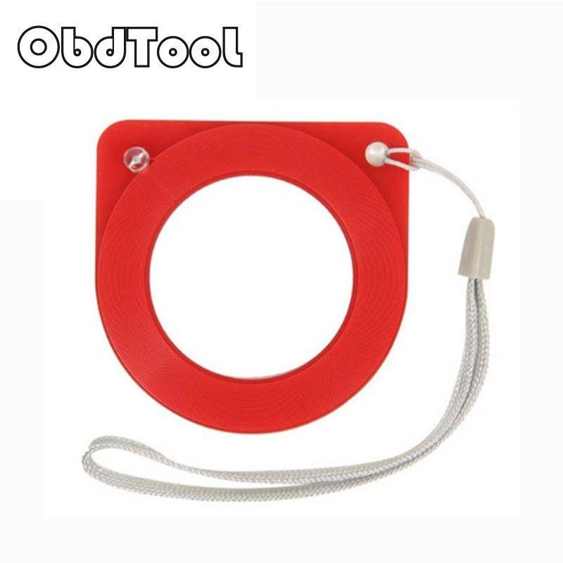 ObdTooL Autoschlüssel ECU Erkennung Spule Diebstahl Spule Erkennung Induktion Detektorkarte Reader Automotive Chip Induktionsspule LR10