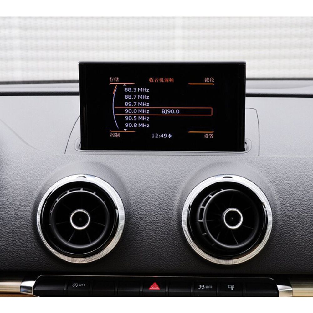 Including Backup Camera ! Car Video Interface With IPAS Smart Parking Guidelines For AUDI A3 8V