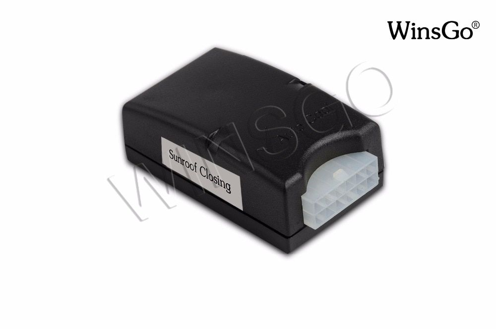 Free Shipping +Car Auto Power Sunroof Closing Closer For Nissan X-Trail 2014+