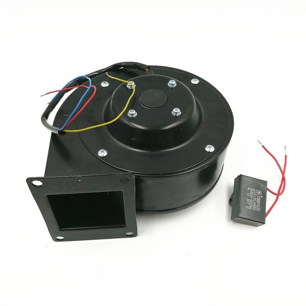 130FLJ1 Puissance fréquence Centrifuge Ventilateur 220 V 85 W Ventilateur Ventilateur Ac-CENTRIFUGE Ventilateur Centrifuge ventilateur