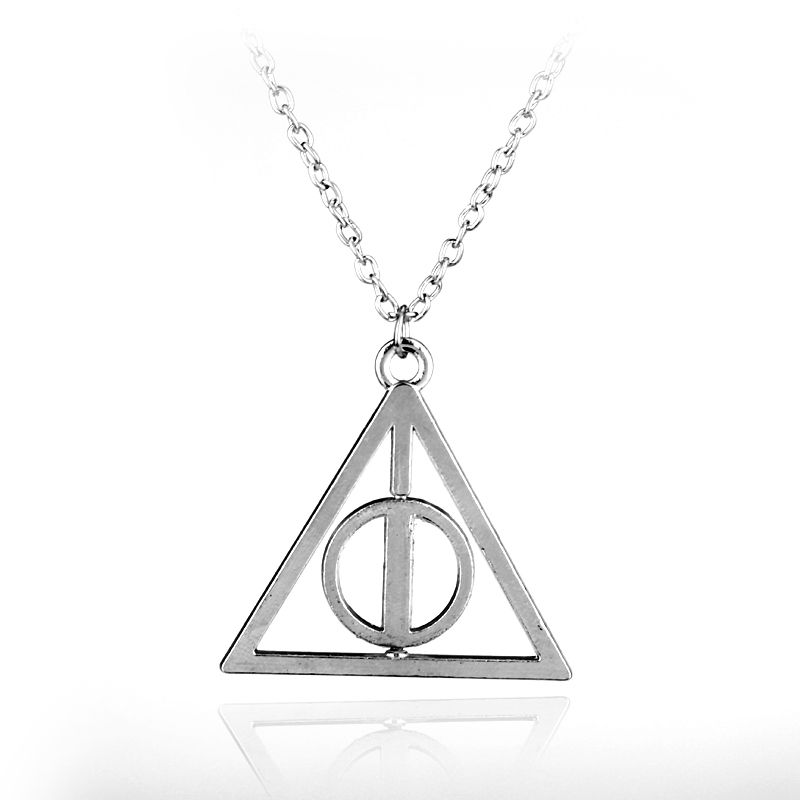 2017 Brand New Movie Jewelry Rotating Time Turner Pendant Necklace  Felix Felicis Potion bottle Combination of the necklace Sale
