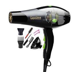 Профессиональный Мощный 2100 Вт AC мотор для фена для парикмахерских салонов инструменты фен низкий Фен