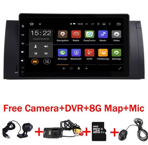 Android 7.1 2G ROM GPS Navi 9