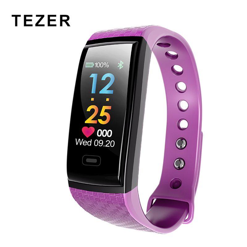 New arrival smart fitness bracelet, intelligent heart rate blood pressure monitor Activity Tracker wristband for Tezer R17
