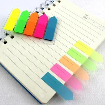 Пластик самоклеющиеся Sticky Блокнот для заметок тетрадь метка категории страница индекс тег Post планировщик наклейки офис школы питания