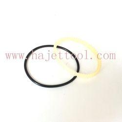 Gratis Pengiriman sabuk hitam seal untuk 3 kg rotary tumbler rotary tumbler kt6808 hj-07 2 sets/lot total 4 pcs