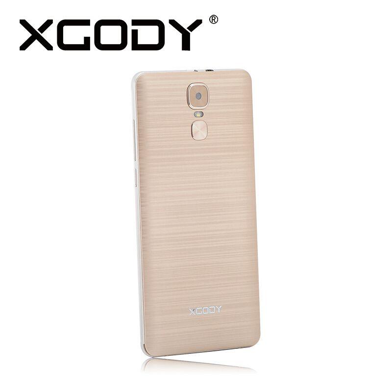 XGODY Y14 6 pouce 3G Smartphone MT6580 Quad Core 1 GB RAM 8 GB ROM Android 5.1 Téléphone Mobile Cellulaire Unlock Dual SIM 6.0 Pouce WiFi GPS