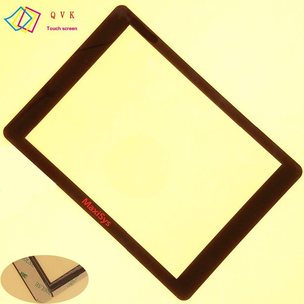 Für AUTEL MaxiSys Pro MS905 MS906 S MS908 P TS BT PRO Automotive Diagnostic touch screen panel Digitizer Glas sensor
