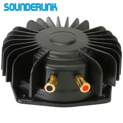Sounderlink 6 inch 50W tactile transducer bass shaker bass vibration speaker for DIY massage home theater car seat sofa