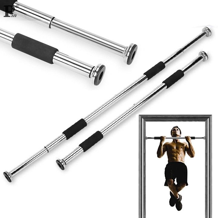 Pull Up Bar High Quality Sport Equipment Home Door Exercise Fitness Equipment Workout Training Gym Size Adjustable Chin Up Bar
