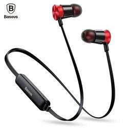 Baseus S07 Neckband Sans Fil Bluetooth Casque Écouteur Fone de ouvido Sport Casque Stéréo Auriculares Écouteurs Écouteur