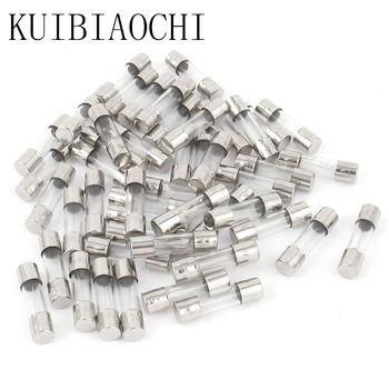 5*20 SMD coup rapide haute classe verre fusibles 250 V tube de verre fusible 0.1A/0.2A/0.25A/0.5A/1A/2A/3A/3.15A/4A/5A/6A/6.3A/10A/15A/20A