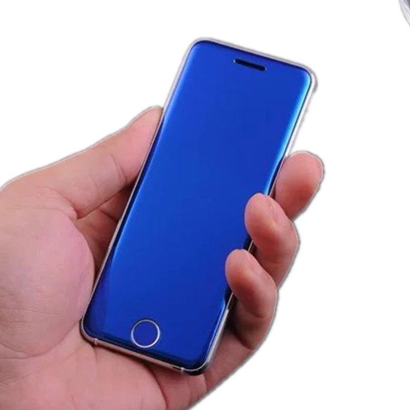 Ulcool V6 V66 телефон с супер мини ультратонких карты Роскошные MP3 Bluetooth 1.67