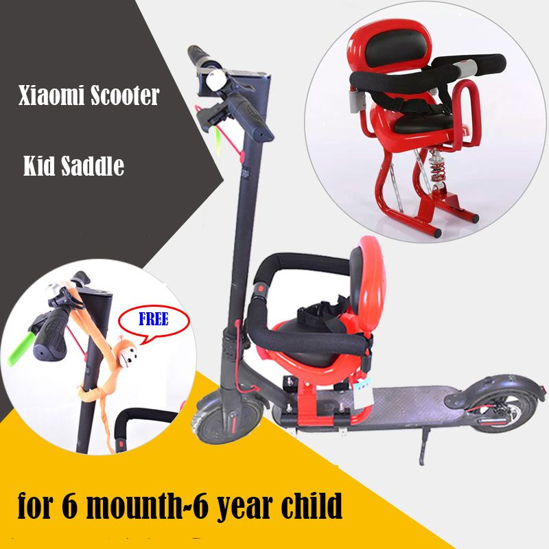 Child saddle for Xiaomi Skateboard Scooter M365 for kid seat Xiaomi scooter accessaries Xiaomi scooter diy