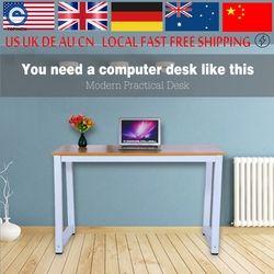 Oficina moderna escritorio portátil ordenador portátil mesa de pie hogar Muebles de oficina estudio escritorio Mesa portátil