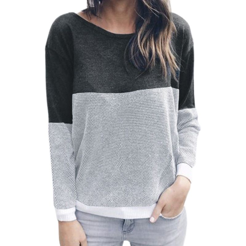 Female Reversible Hollow Out Knitted Sweater Pullover Backless Long Sleeve Two Side Wear Autumn Winter <font><b>Plus</b></font> Size Jumper GV151
