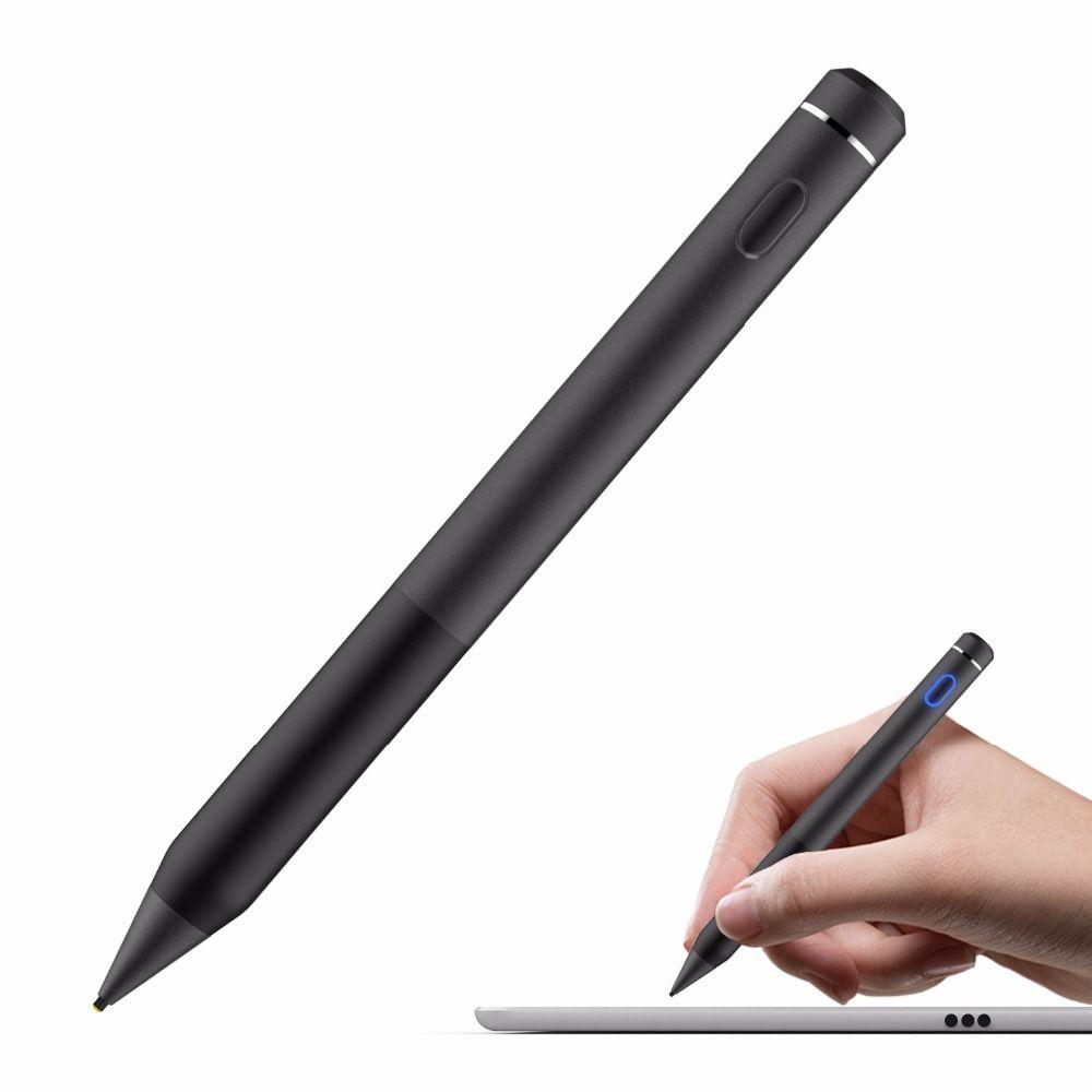 Mokos Aktive Stylus Stift, Hohe Präzision und Empfindlichkeit Punkt 1,5mm Kapazitiven Stylus, für Touchscreen Geräte Tablet/Smartphone